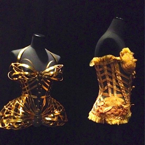 Gaultier corsets