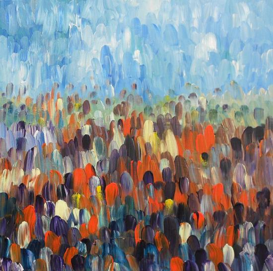Exodus  By, Lesley Anne Cornish